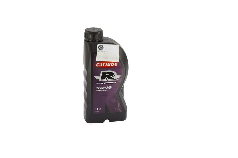 Carlube 5w40 Fully Synthetic Diesel Engine Oil 1 litre for Land Rover All Models | BA 4708
