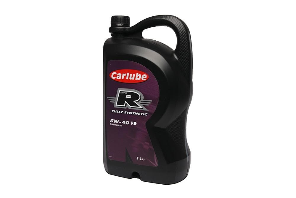 Carlube 5w40 Fully Synthetic Diesel Engine Oil 5L for Land Rover All Models | BA 4709