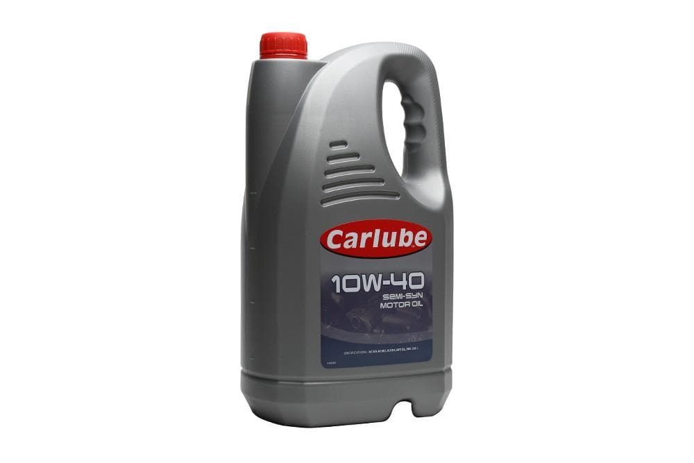 Carlube 10W40 Semi Synthetic 5L for Land Rover All Models | BA 4713A
