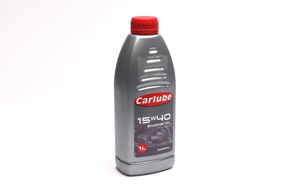Carlube 15w40 Mineral Engine Oil 1L for Land Rover All Models | BA 4720