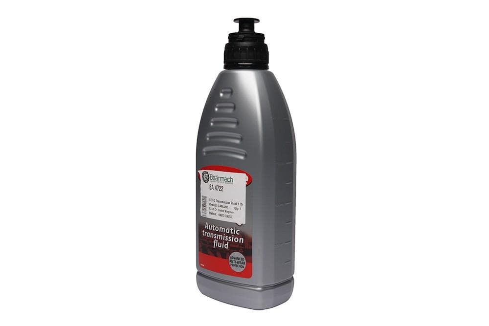 Carlube ATF Q Transmission Fluid 1L for Land Rover All Models | BA 4722