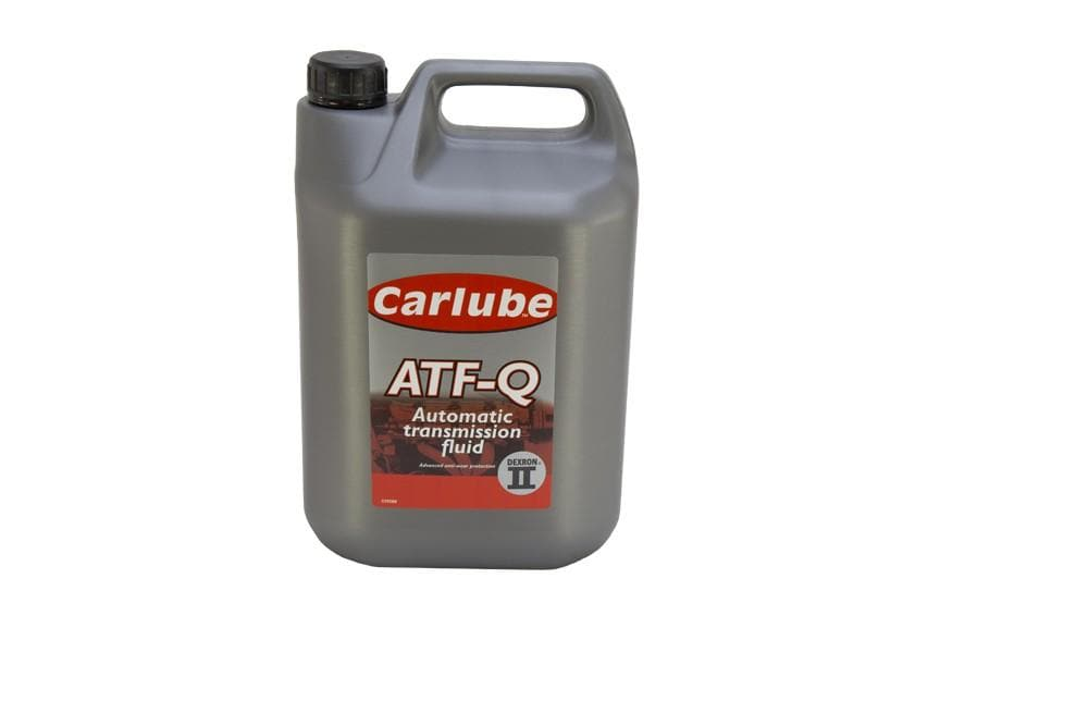 Carlube ATF Q Transmission Fluid 5L for Land Rover All Models | BA 4723
