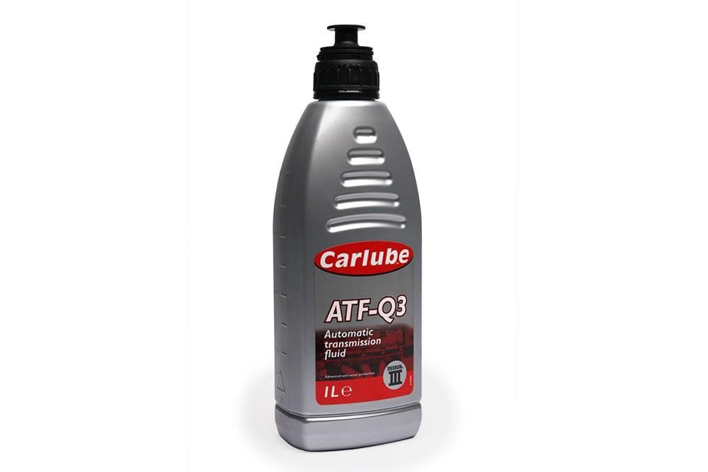 Carlube ATF Q3 Transmission Fluid 1L for Land Rover All Models | BA 4727