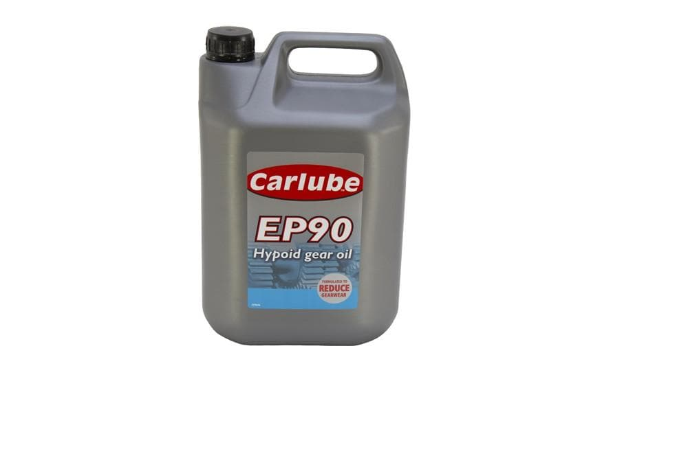 Carlube EP90 Gear Oil 5L for Land Rover All Models | BA 4729