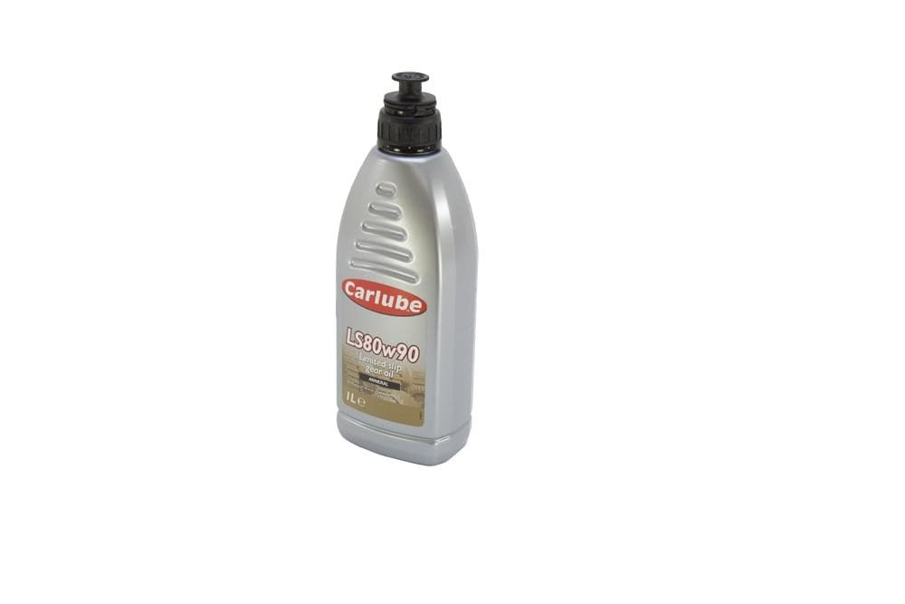 Carlube LS80w90 Gear Oil 1L for Land Rover All Models | BA 4730