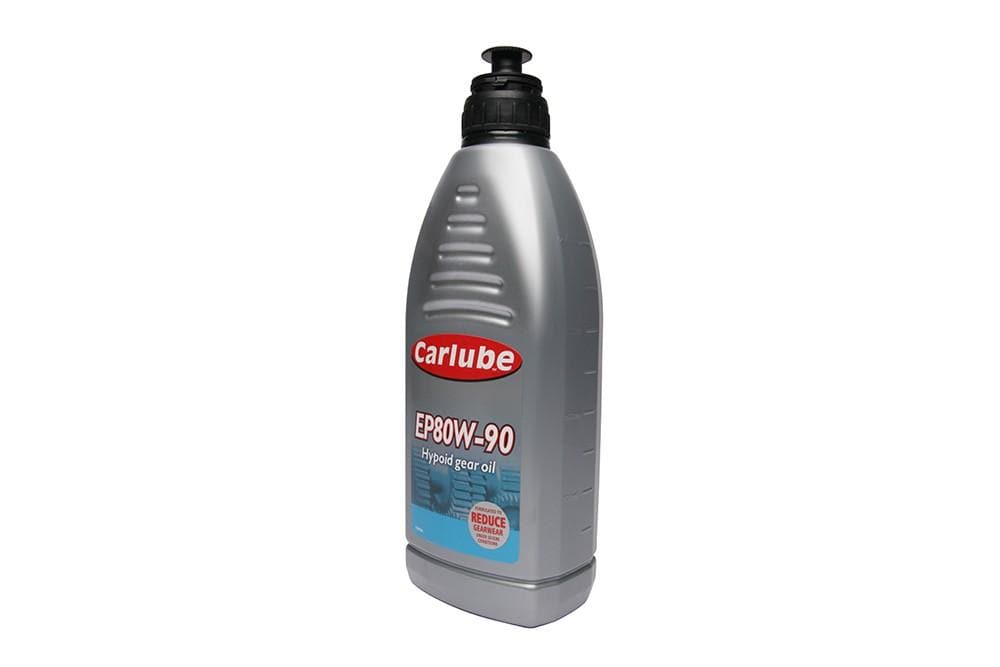 Carlube EP80w90 Gear Oil 1L for Land Rover All Models | BA 4732