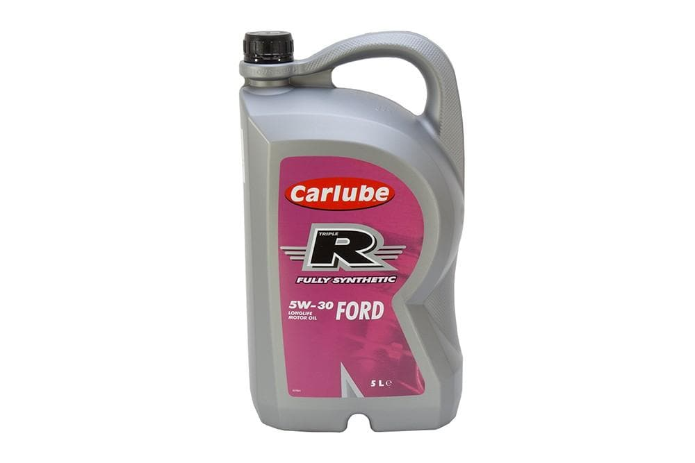 Carlube 5w30 Fully Synthetic Engine Oil 5L for Land Rover All Models | BA 4757