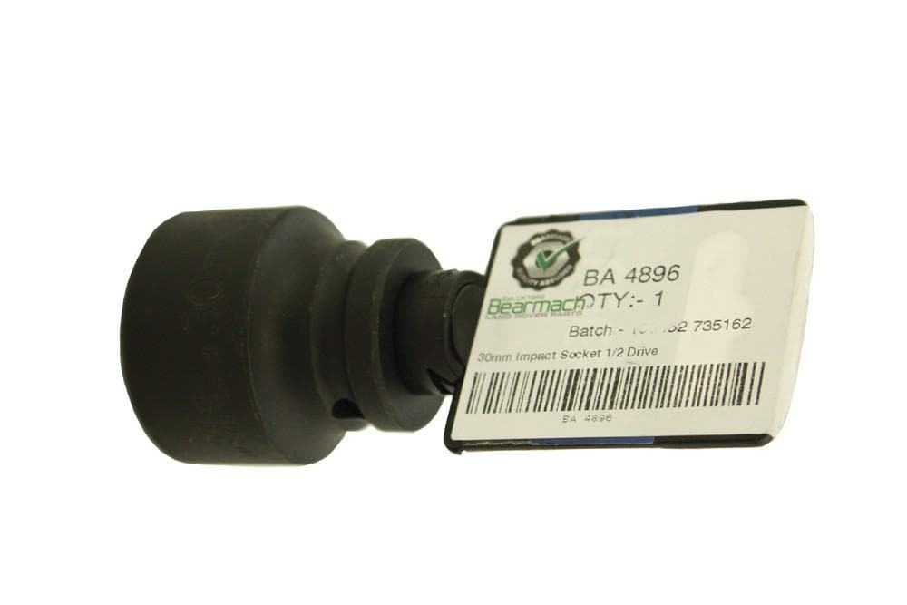 Laser 30mm Impact Socket 1/2 Drive for Land Rover All Models | BA 4896