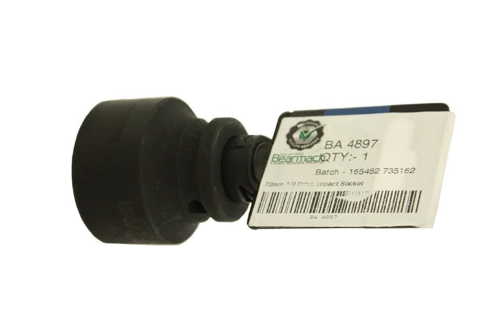Laser 32mm 1/2 Drive Impact Socket for Land Rover All Models | BA 4897