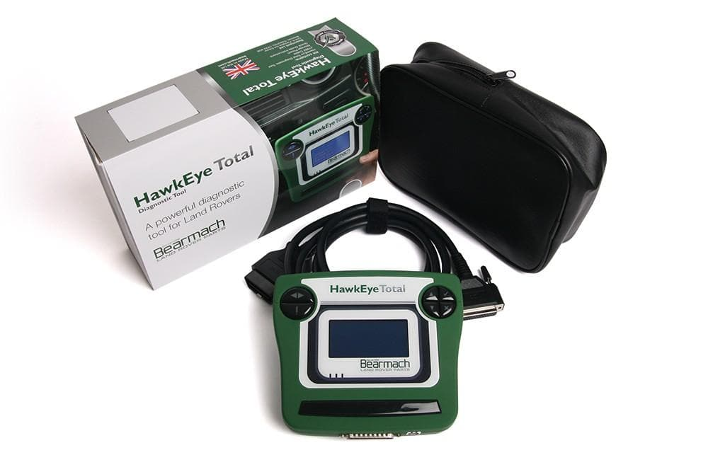 Hawkeye Total Land Rover Diagnostic Unit Tool Fault Code Reader - Unlocked | BA 5068