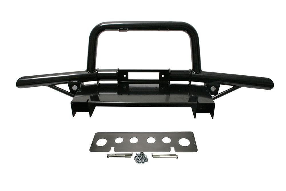 Bearmach Tubular A Frame Winch Bumper for Land Rover Discovery | BA 5678A