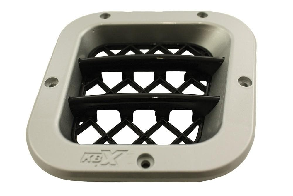 KBX Zambezi Silver/Java Premium Sport Side Intake (Right RH O/S) for Land Rover Defender | BA 5928