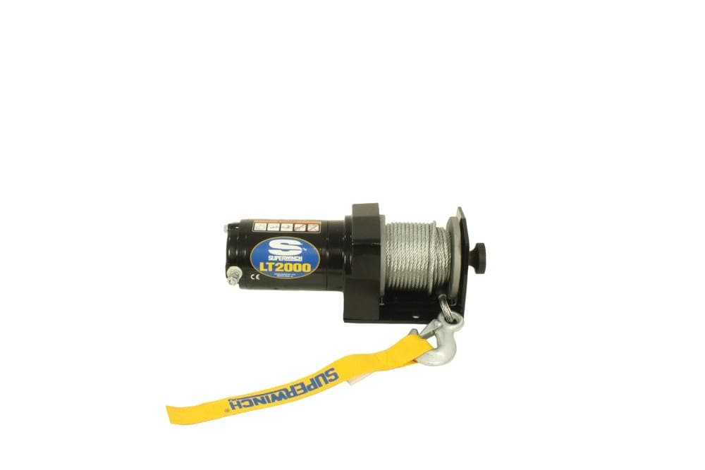 Superwinch LT2000 Winch 12v for Land Rover All Models | BA 7107
