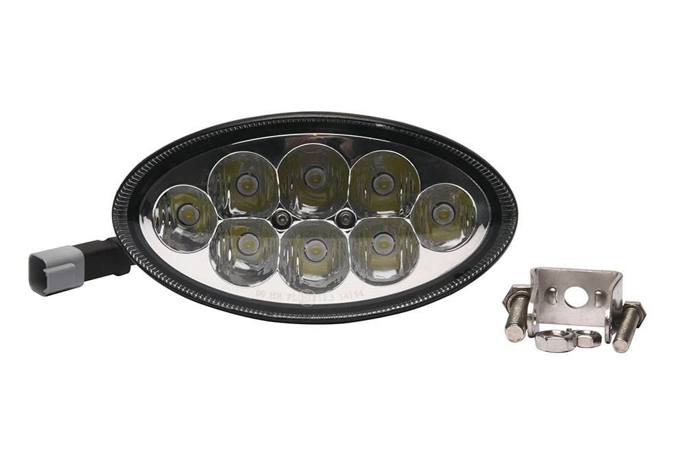 Bearmach LED Oval Driving Light 6 for Land Rover All Models | BA 7221