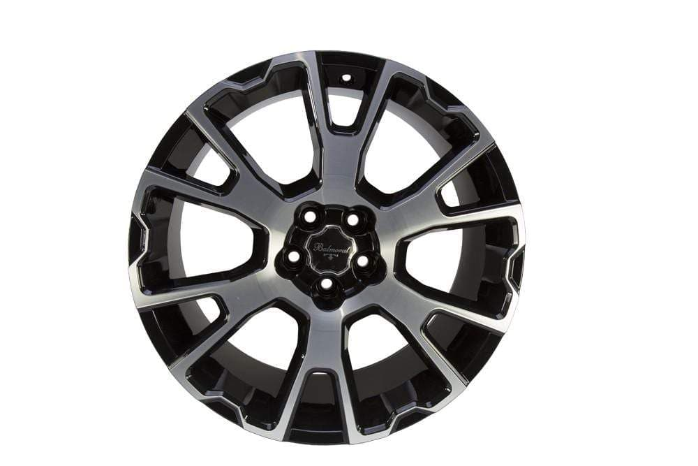 Rimstock 18 Balmoral Alloy Wheel for Land Rover Freelander, Range Rover | BA 7260