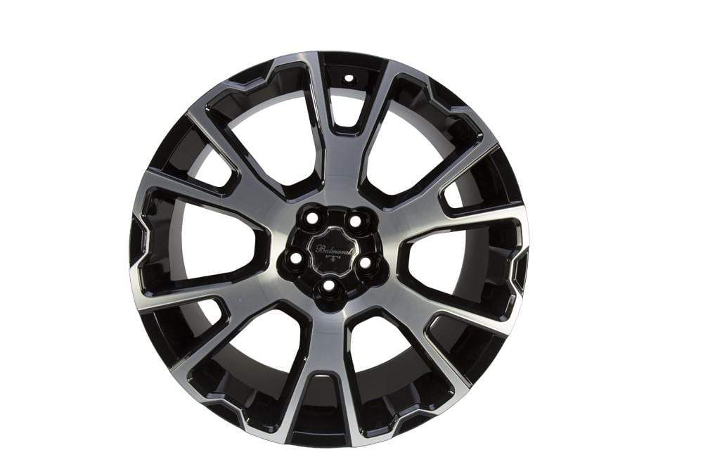 Rimstock 22 Balmoral Alloy Wheel for Land Rover Discovery | BA 7264