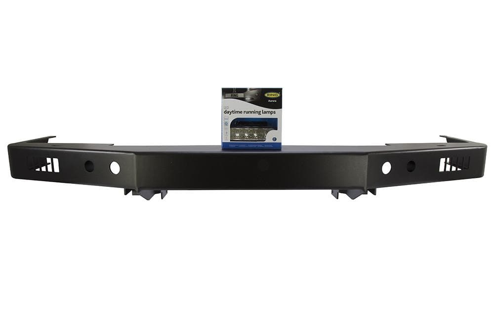 Bearmach Discovery 2 HD Front Bumper With Daytime Running Lights for Land Rover Discovery | BA 7872