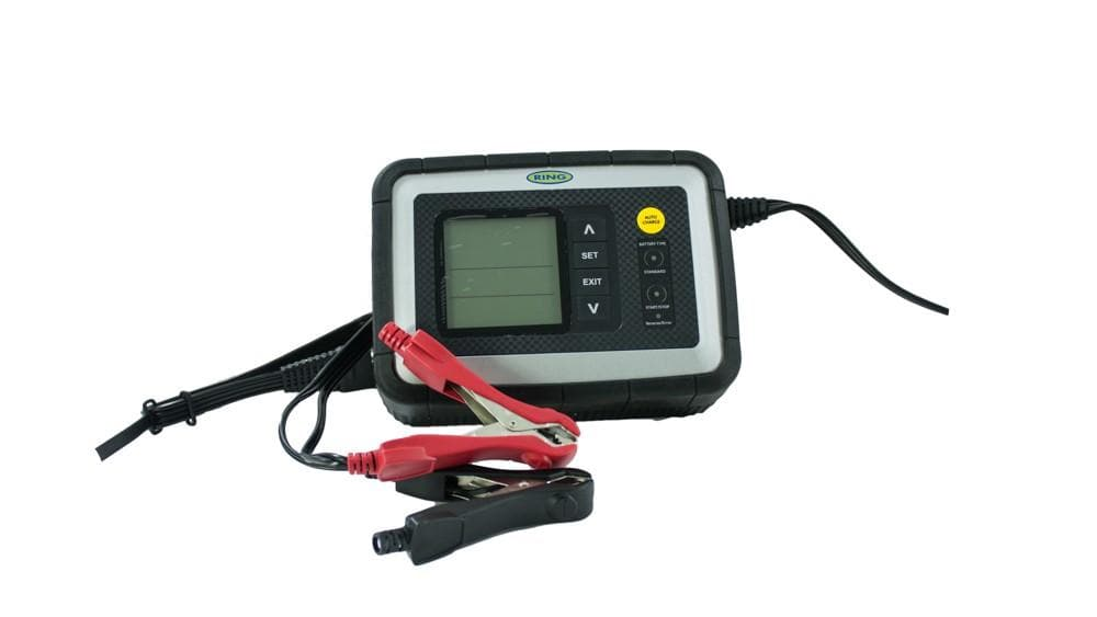 Ring Smart Analyser/Battery Charger for Land Rover All Models   BA 8701
