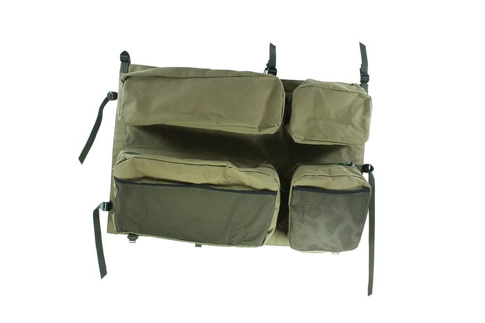 Bearmach Olive Right Saddle Bag for Land Rover All Models | BA 8779