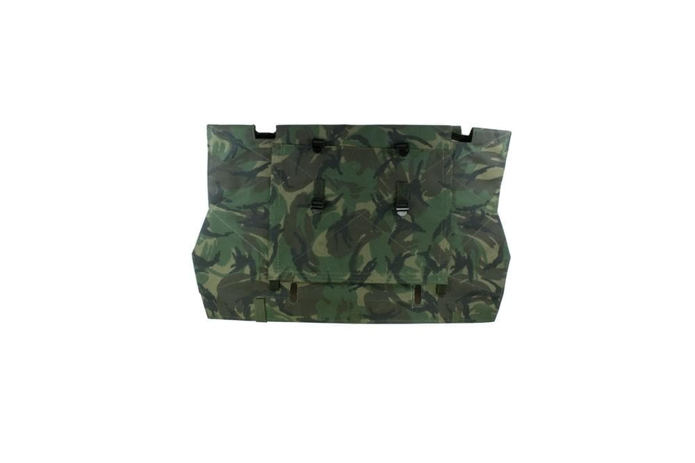 Bearmach Series 3 Camouflage Radiator Muff for Land Rover N/A | BA 8792