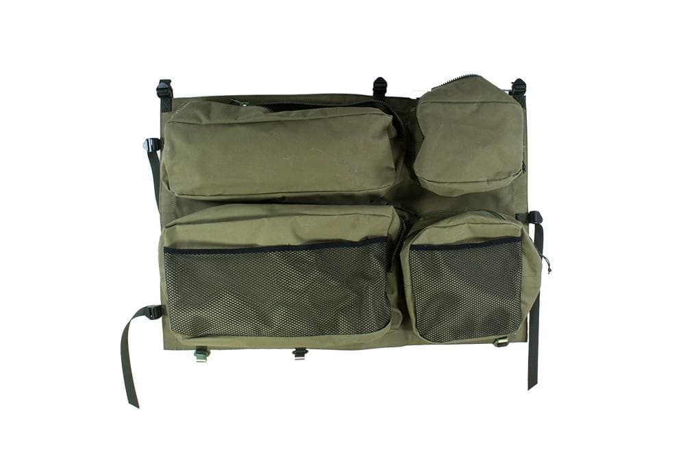 Bearmach Khaki Right Saddle Bag for Land Rover All Models | BA 8795