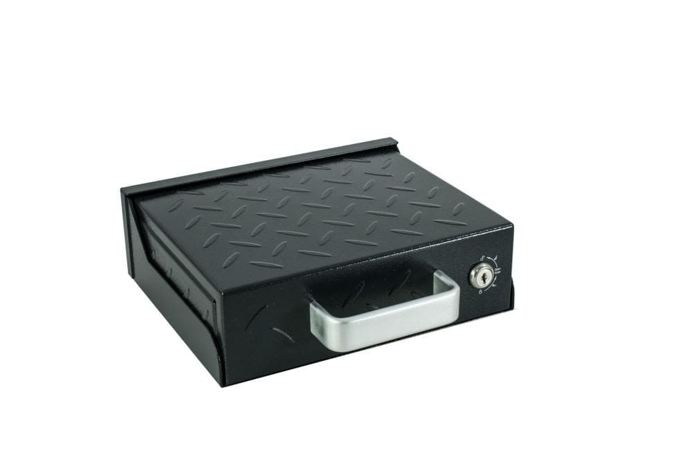 Smittybilt Universal Fit Secure Lock Box for Land Rover All Models | BA 9017