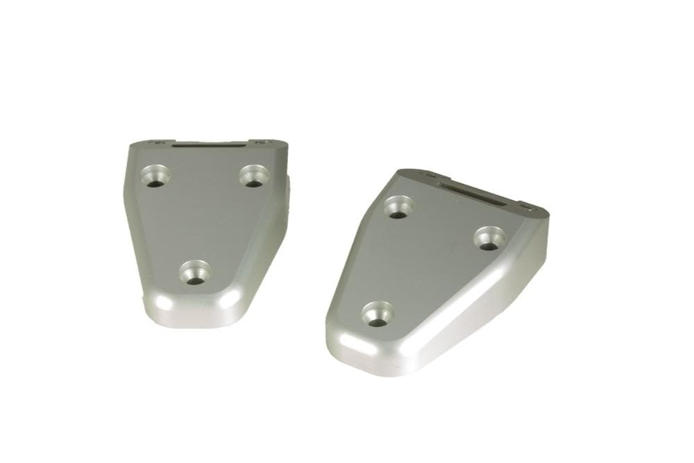 Croytec Stainless Steel Bonnet Hinge Set for Land Rover Defender | BA 9129