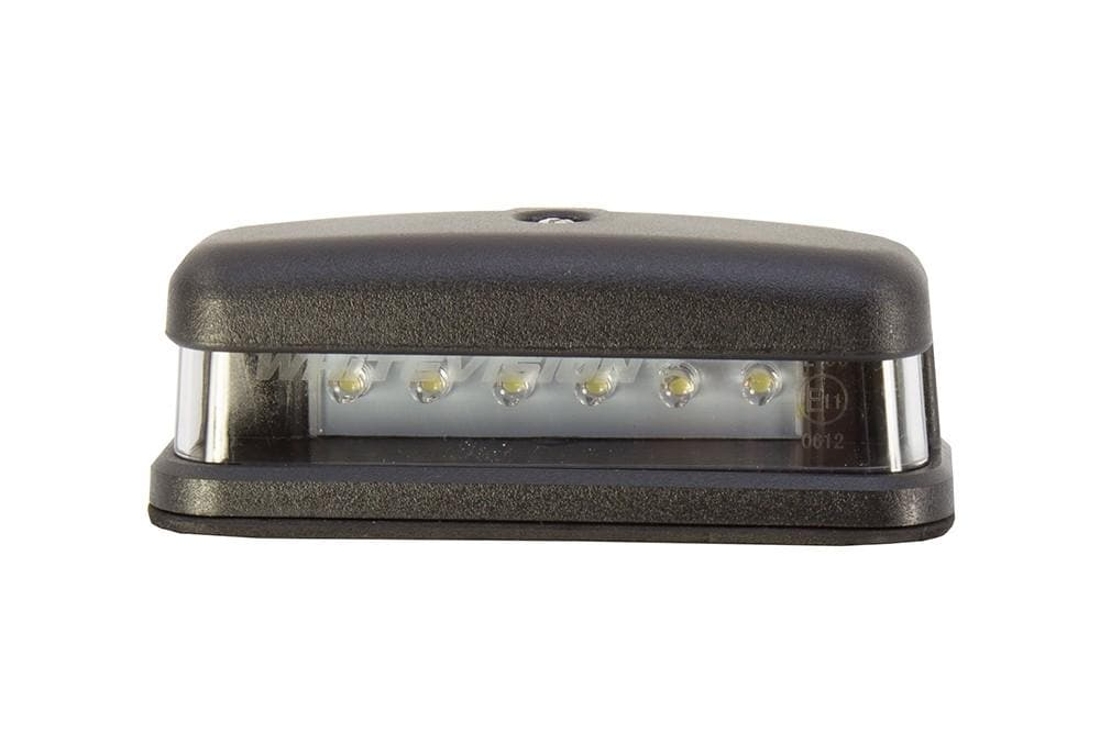 Bearmach LED Clear Number Plate Lamp for Land Rover Series, Defender | BA 9715