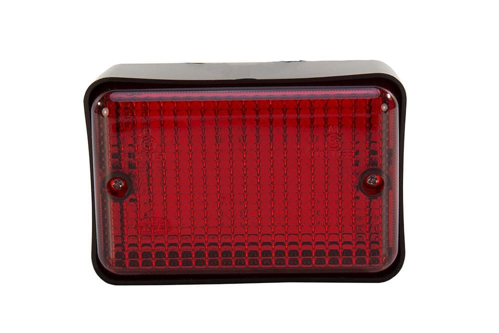 Bearmach LED Red Fog Lamp Lamp for Land Rover Series, Defender | BA 9716