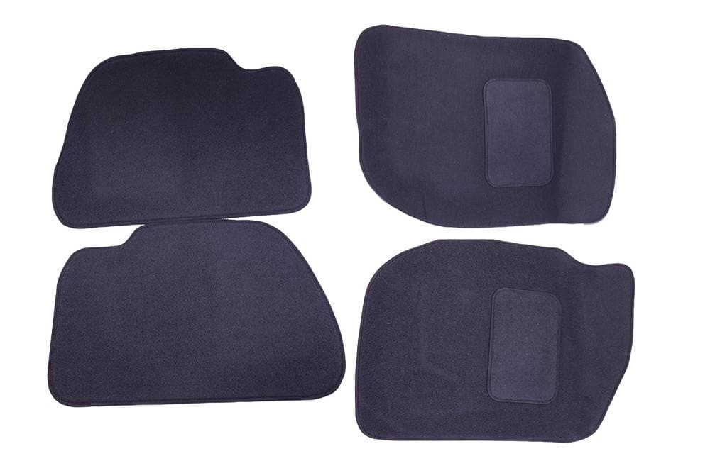 Bearmach Freelander 1 RHD Charcoal Grey Carpet Mat Set for Land Rover Freelander | BFA 4001
