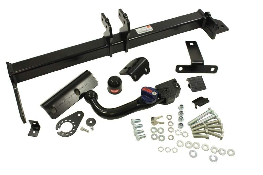Witter Detachable Swan Neck Tow Bar for Land Rover Range Rover | BFA 8006