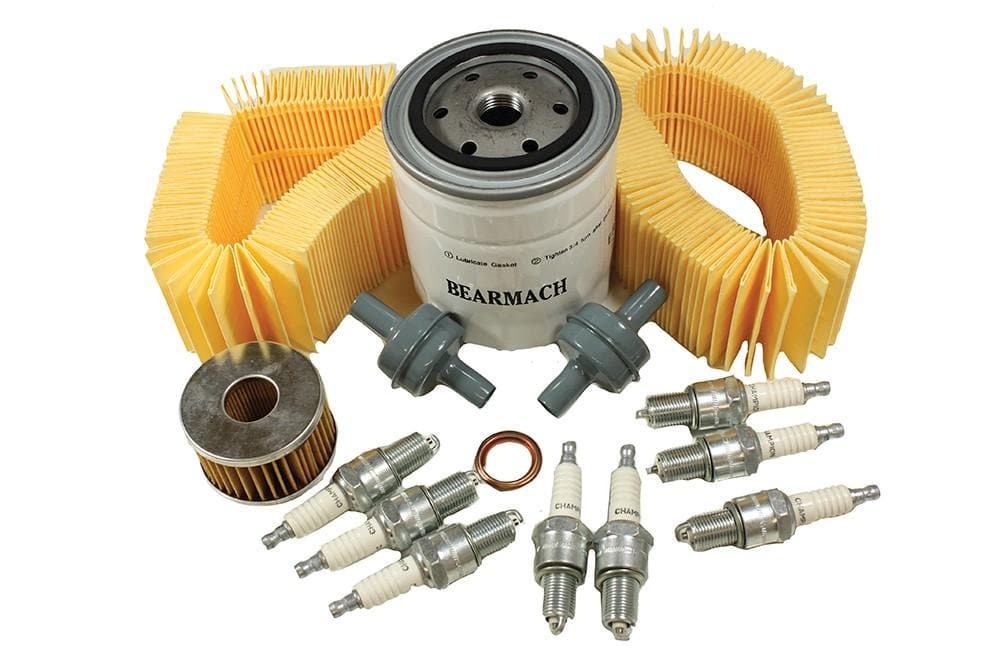 Bearmach Range Rover Classic 3.5 V8 Carb 1986 - 91 Service Kit for Land Rover Range Rover | BK 0024