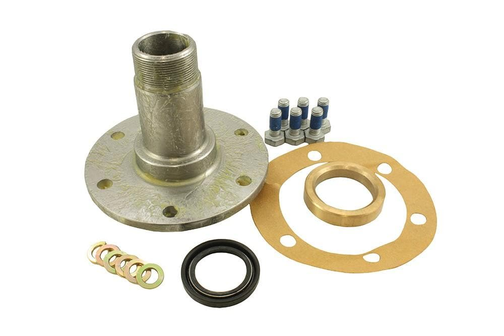Bearmach Front Stub Axle Kit Def LA on for Land Rover Defender | BK 0131