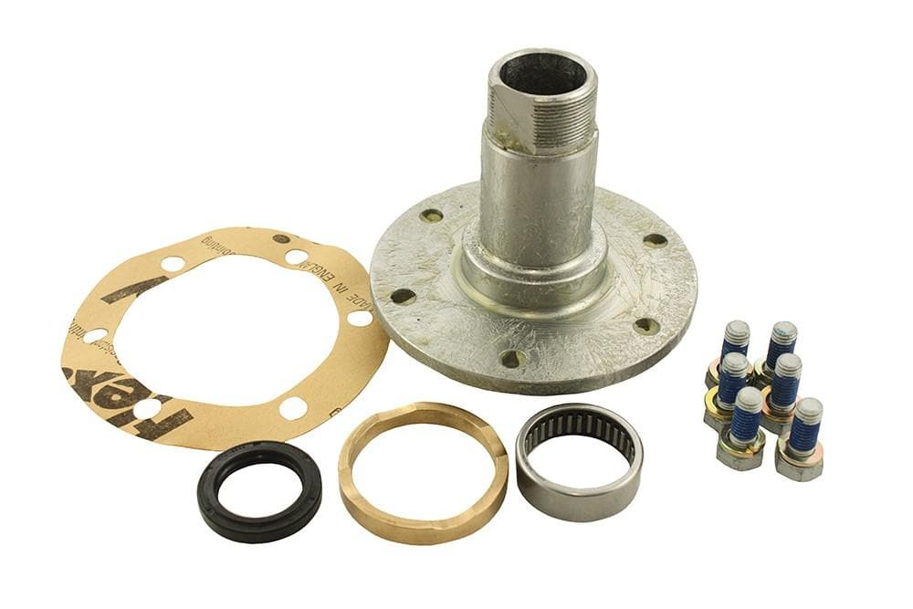 Bearmach Front Stub Axle Kit Disco 1 (V)JA on for Land Rover Discovery | BK 0138