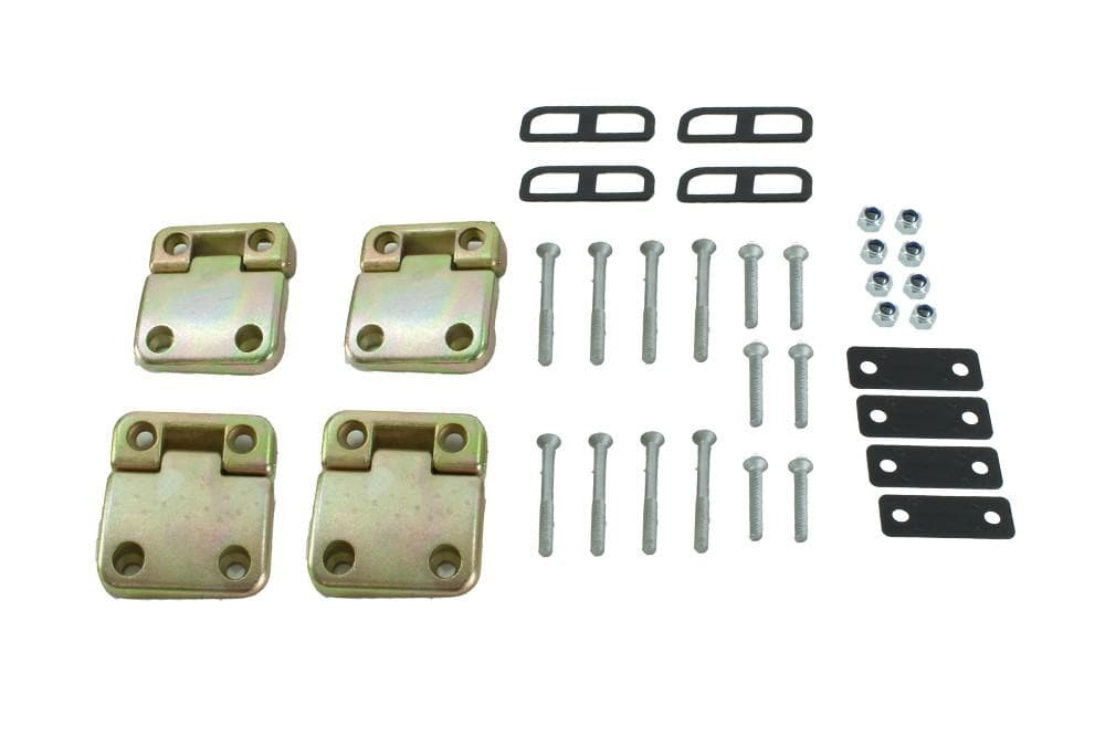 Bearmach Door Hinge Bolt Kit for Land Rover Defender | BK 0351