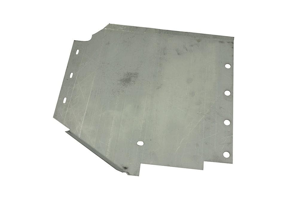 Bearmach Left Mud Shield for Land Rover Series | BR 0280