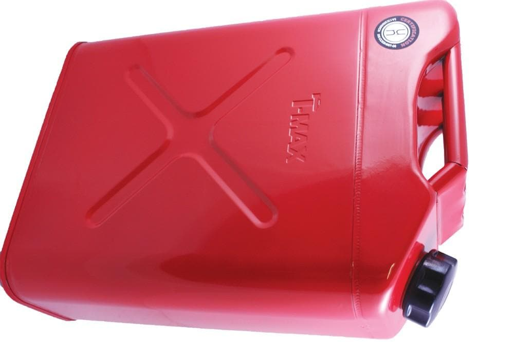 T Max Red Jerry Can 20L for Land Rover All Models | BR 1016D