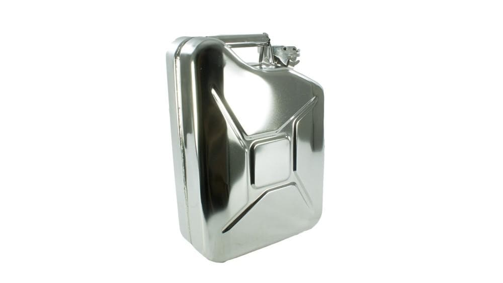 Wavian Stainless Steel Jerry Can 10L for Land Rover All Models | BR 1016ESS