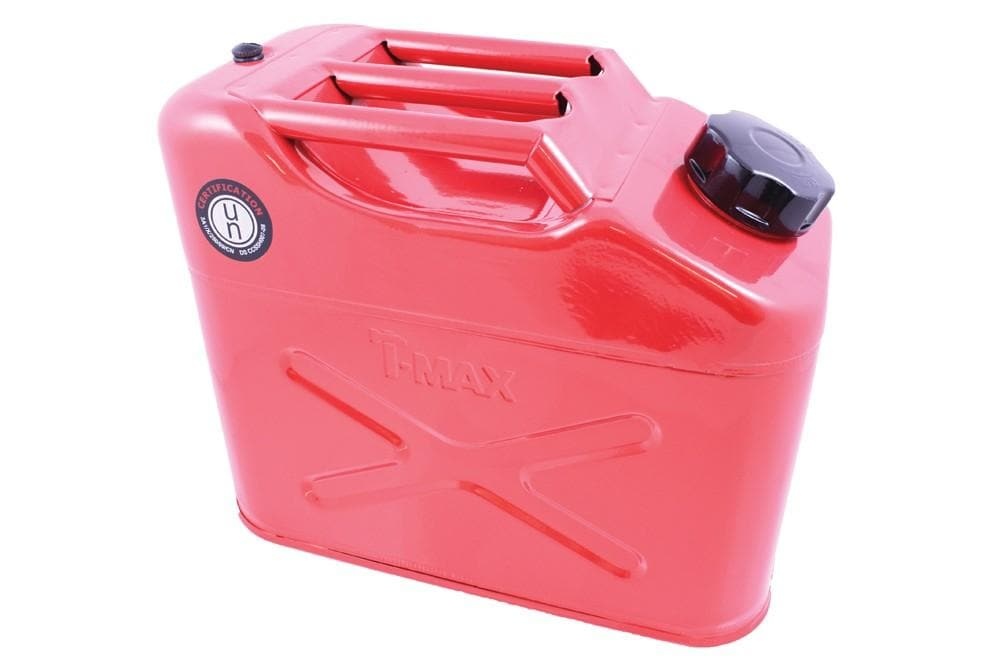 T Max Red Jerry Can 10L for Land Rover All Models | BR 1016E