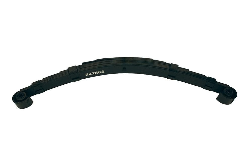 Bearmach Front Left Leaf Spring for Land Rover Series | BR 1076