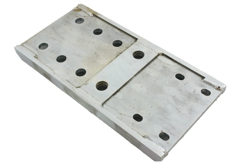 Bearmach Long Towing Plate for Land Rover Series | BR 1233L