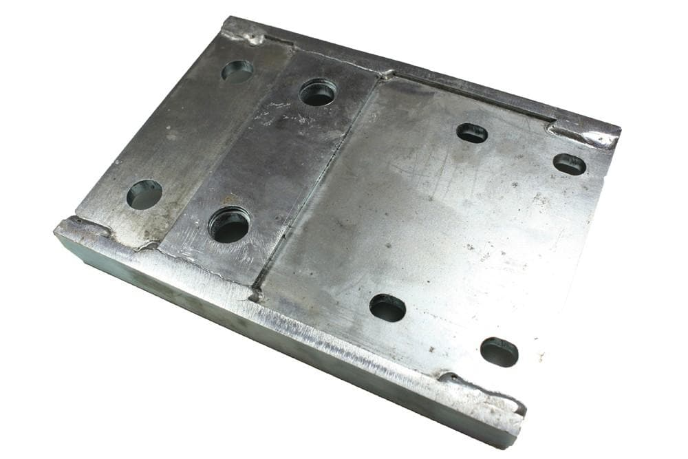 Bearmach Standard Towing Plate for Land Rover Series | BR 1233