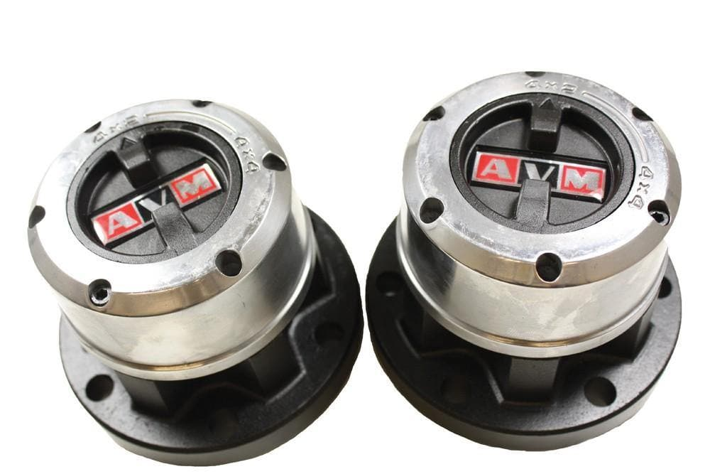 AVM Series IIA/III Free Wheeling Hubs for Land Rover Series | BR 1272