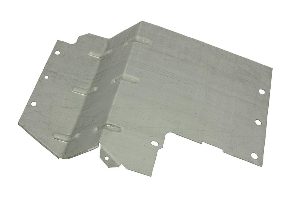 Bearmach Front Right Mud Shield for Land Rover Series | BR 1477