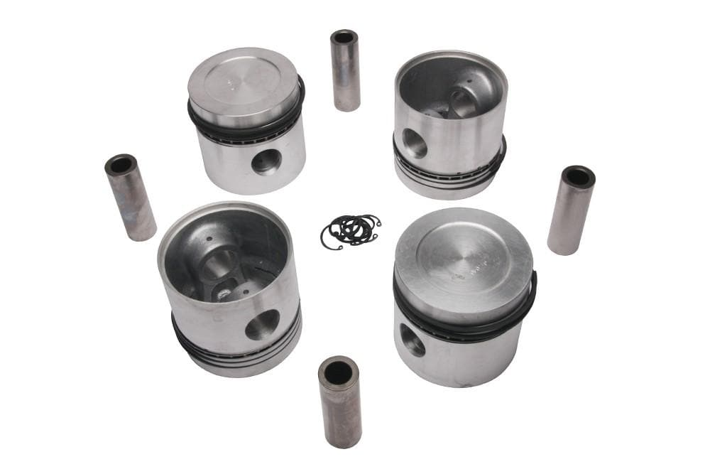 Bearmach Piston +40 for Land Rover Defender | BR 2659