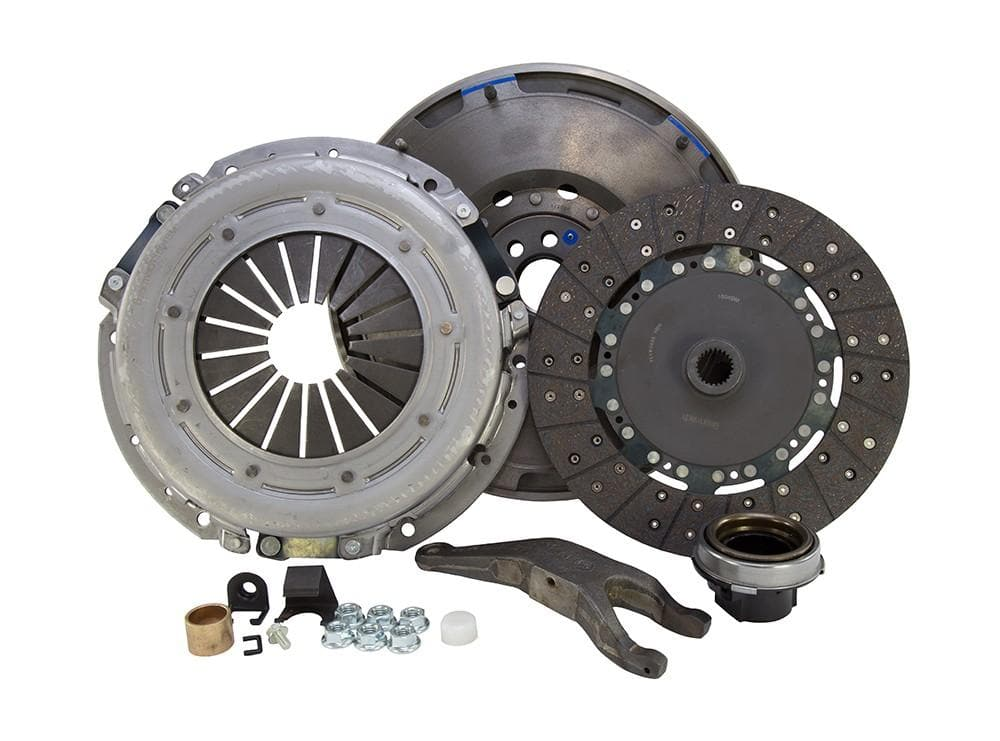 Bearmach Defender/Discovery 2 TD5 Clutch & Flywheel Kit for Land Rover Defender, Discovery | BR 3027BMK