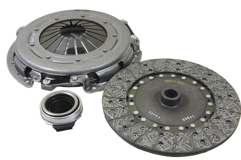 Borg & Beck Clutch Kit for Land Rover Defender, Discovery | BR 3027B