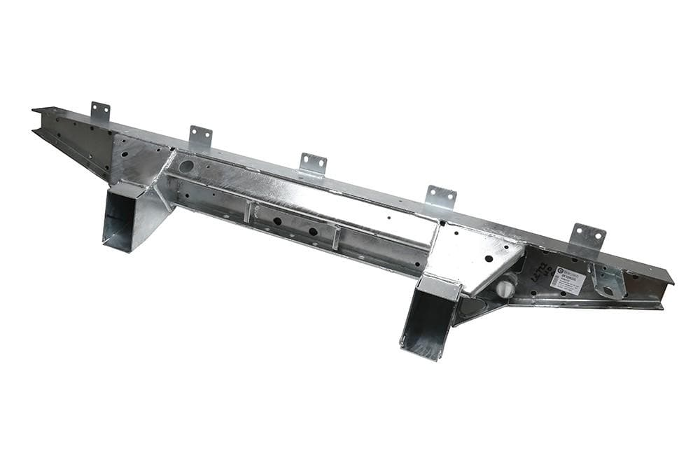 Bearmach Defender 110 Heavy Duty Galvanised Rear Crossmember with Short Extensions for Land Rover Defender | BR 3398S3G