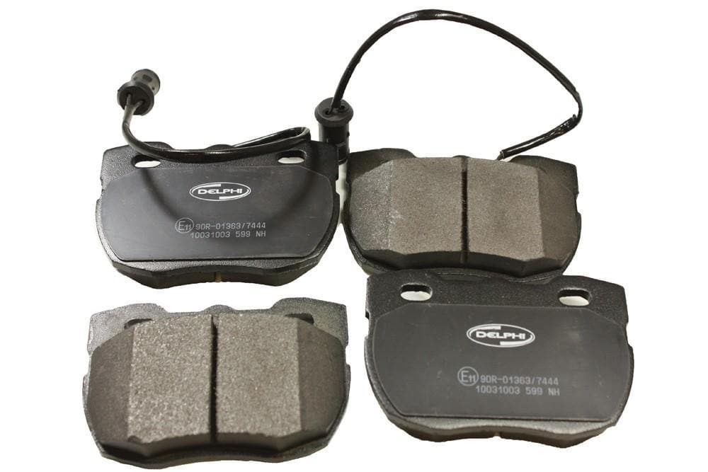 AP Front Brake Pads for Land Rover Discovery, Range Rover | BR 3463L