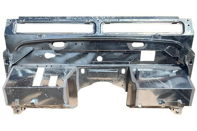 Land Rover Defender Bulkhead for 300Tdi Galvanised - TerrainTech Parts